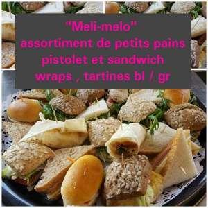 Plateau Séminaire : Le meli-melo - La tartiniere du zoning - Wauthier-Braine