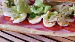 Club Sandwich - La tartiniere du zoning - Wauthier-Braine
