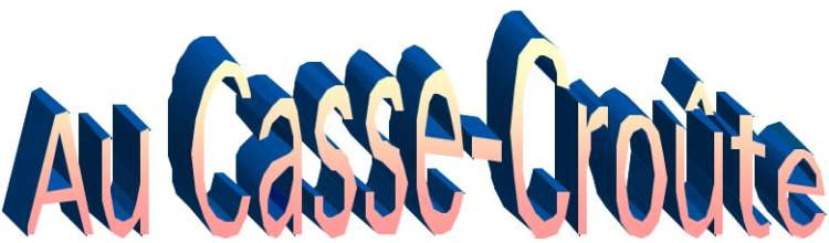 Logo Sandwicherie Au Casse-Croûte Tubize