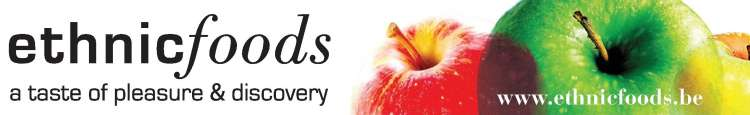 Logo Traiteur Ethnic Foods Bruxelles