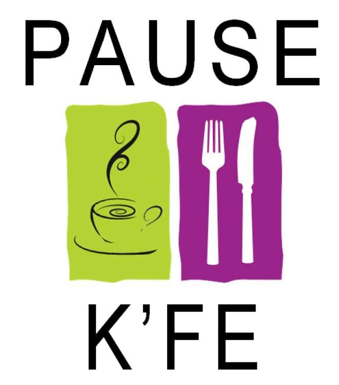 Logo Sandwicherie Pause K'Fe Drogenbos