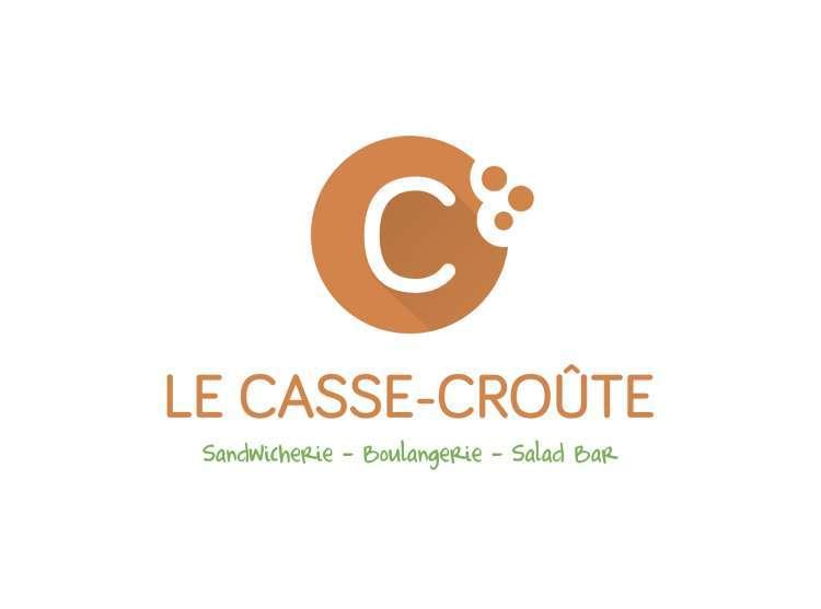 Logo boulangerie patisserie Casse Croute Charleroi