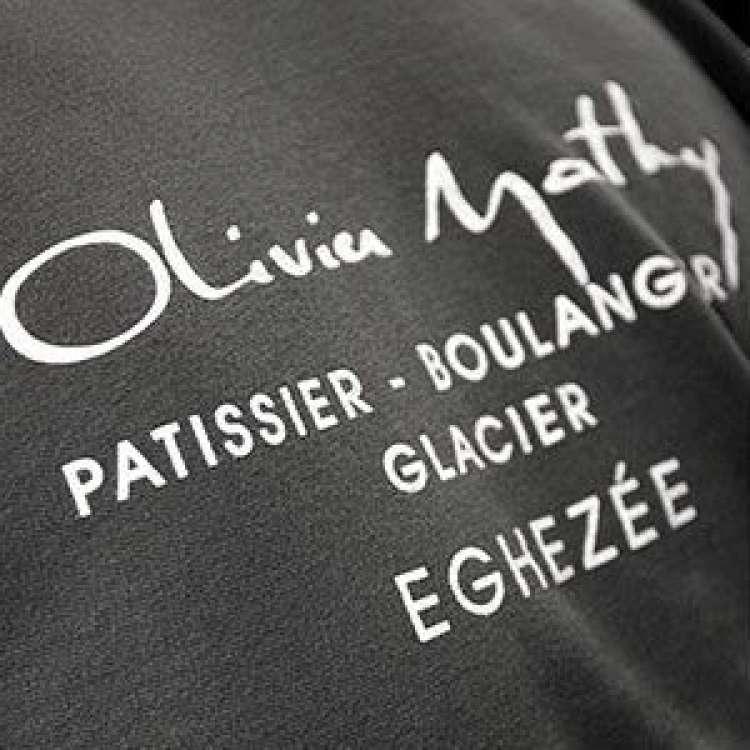 Logo boulangerie patisserie Patisserie Olivier Mathy Eghezée