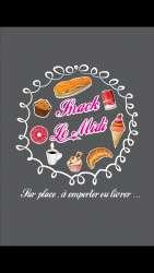 Logo Snack Friterie Snack Le Midi Lessines