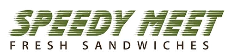 Logo Sandwicherie Speedy Meet Zellik