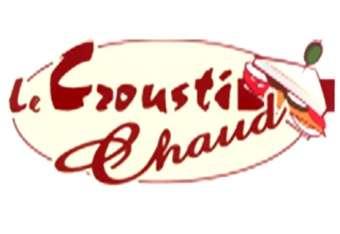 Logo Sandwicherie Le Crousti Chaud Mons