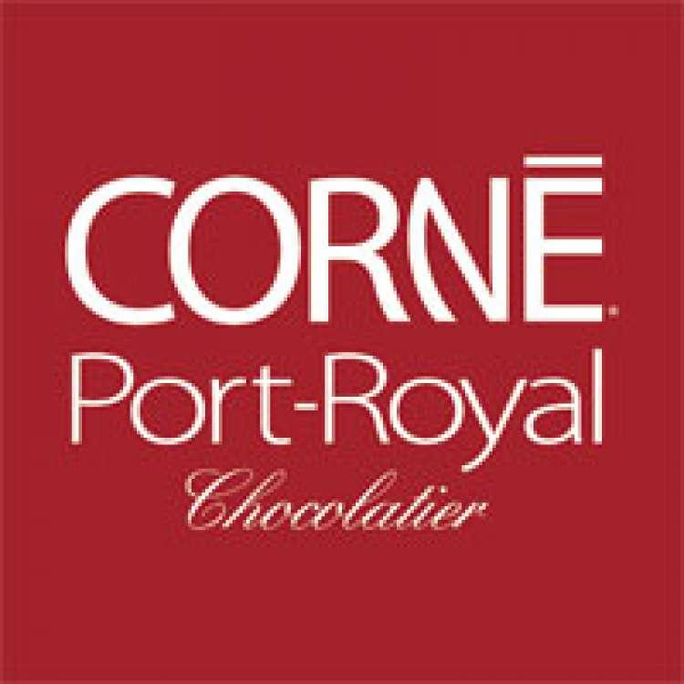 Logo boulangerie patisserie Corné Port-Royal Nivelles