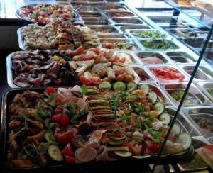 Buffet froid - Delice Royal - Bruxelles