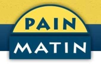 Logo Sandwicherie Pain Matin Oud-Turnhout